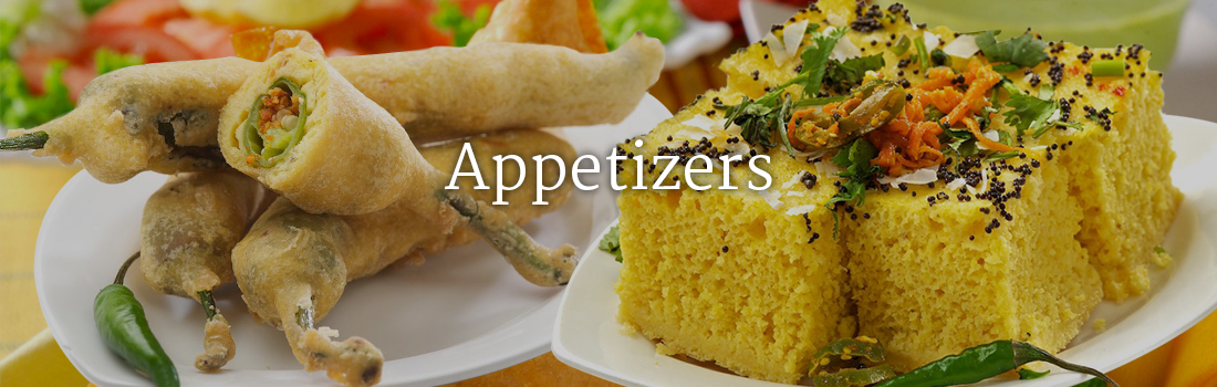 Appetizers & Farsan