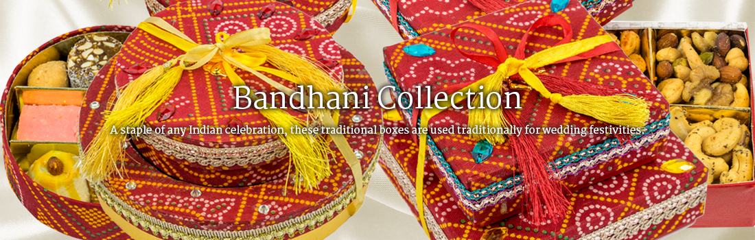 Bandhani Collection