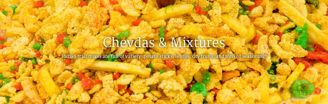 Chevdas & Mixtures