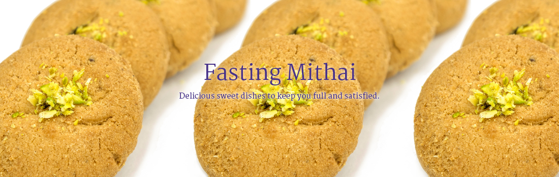 Fasting Mithai