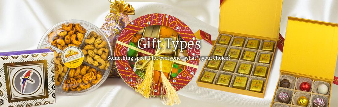 Gift Types