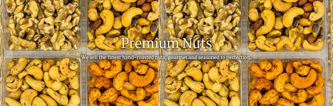 Premium Nuts