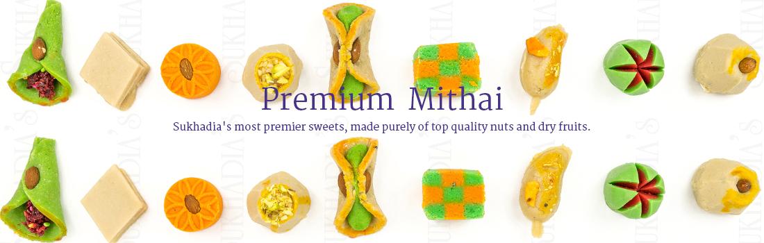 Premium Mithai
