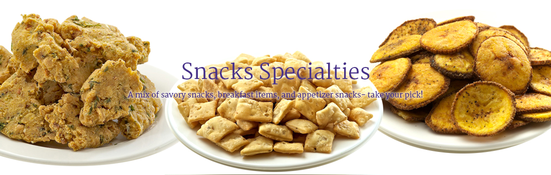 Snacks Specialties