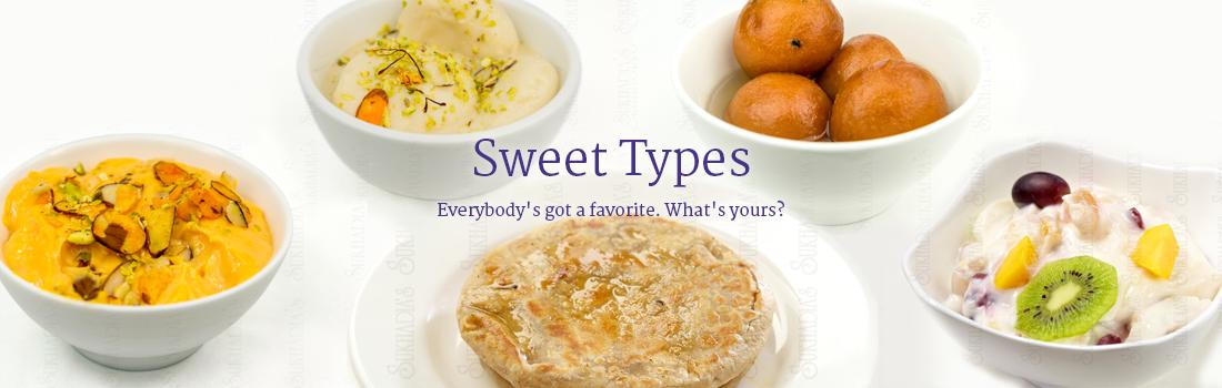 Sweet Types