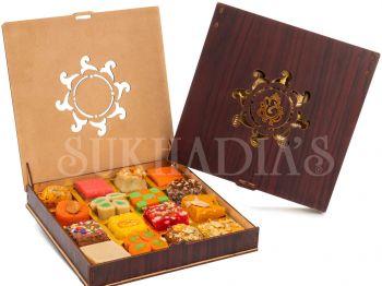 Wooden Ganesha Sweets