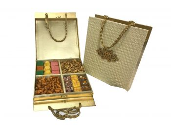 Golden Couture Bag