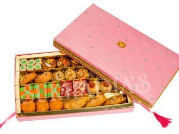 Maharani Pink Gem Sweets