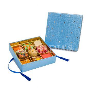 Blue Kundan Sweets