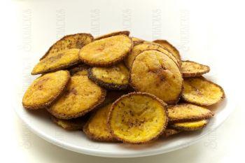 Banana Chips Black Pepper