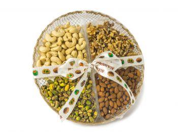Golden Round Nuts