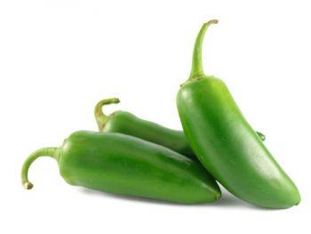Green Jalapeno Pepper