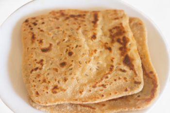 Jeera Plain Paratha