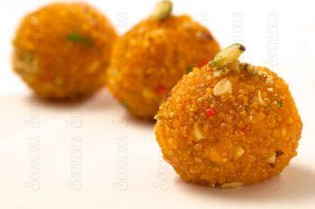 Motichur Ladoo (Sugar Free)