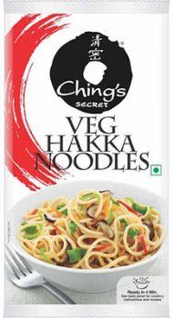 Veg Hakka Noodles - Ching's Secret