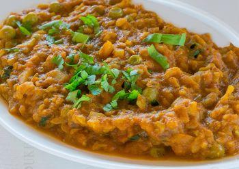 Pav Bhaji Vegetable