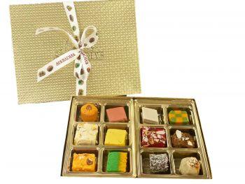 Premium Golden Sweets, 12pc