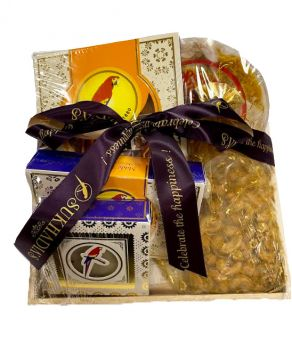Flavor of Sukhadia Basket