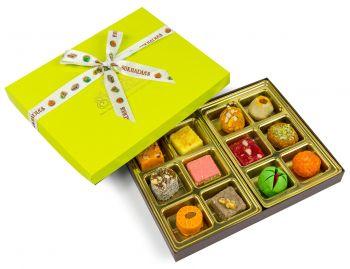 Sukhadia Premium Green 12pc
