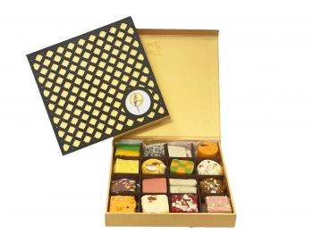 Wooden Assorted Sweets, 16pc