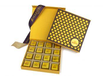 Wooden Checker, Bites 16pc