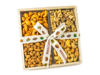 Wooden Square Nuts