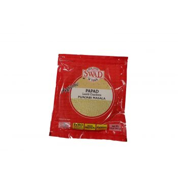 Papadum - Punjabi Masala
