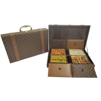 Luxury Mithai Briefcase