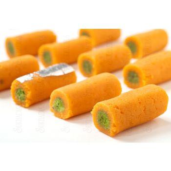 Almond Pista Roll