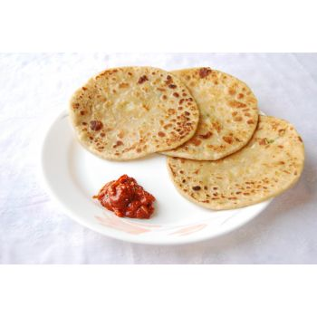 Aloo Paratha Tray