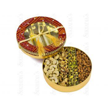 Bandhani Round Premium Nuts