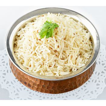 Basmati Rice Tray