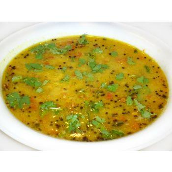Gujarati Dal Tray