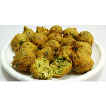 Methi Gota Tray