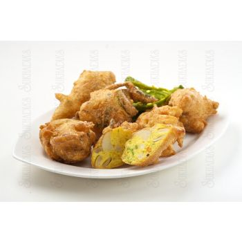 Mixed Veg-Pakora Tray