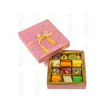 Pink Ganesh Sweets