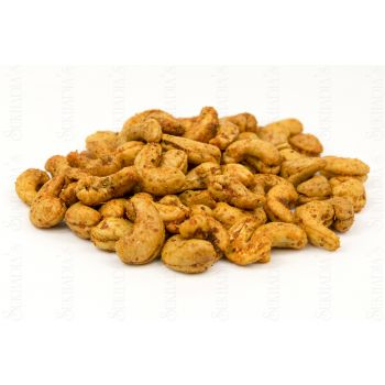 Red Pepper Cashews