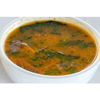 South Indian Sambhar Tray