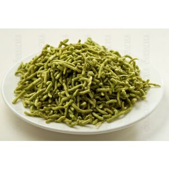 Spinach Gathiya