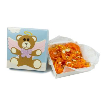 Teddy Bear Jalebi