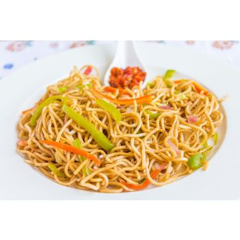 Vegetable Noodles Tray