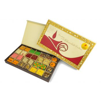 Wooden Celebration, Sweets 24pc