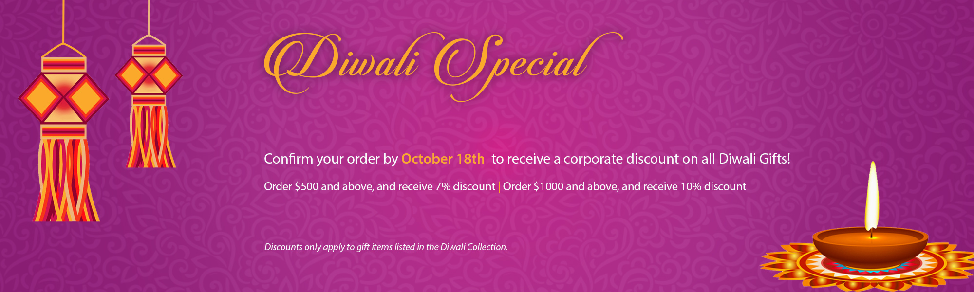 Diwali Special for Corporate