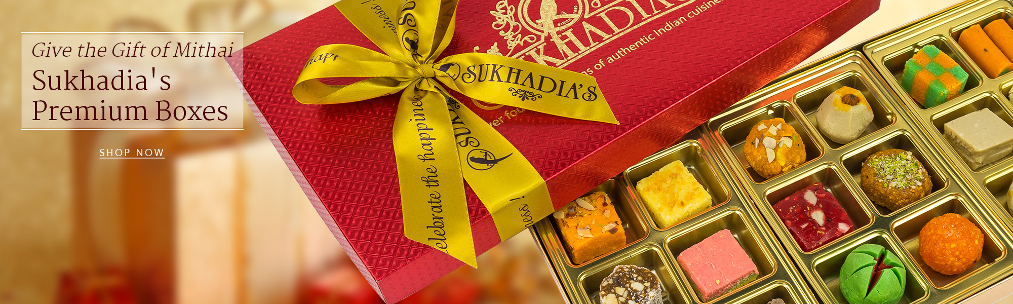 Indian Sweets in US