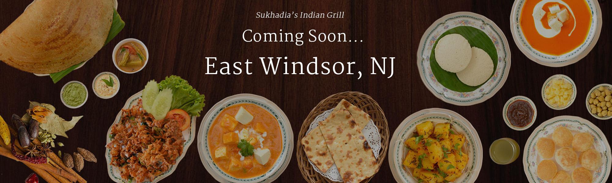 Sukhadia's East Windsor, NJ