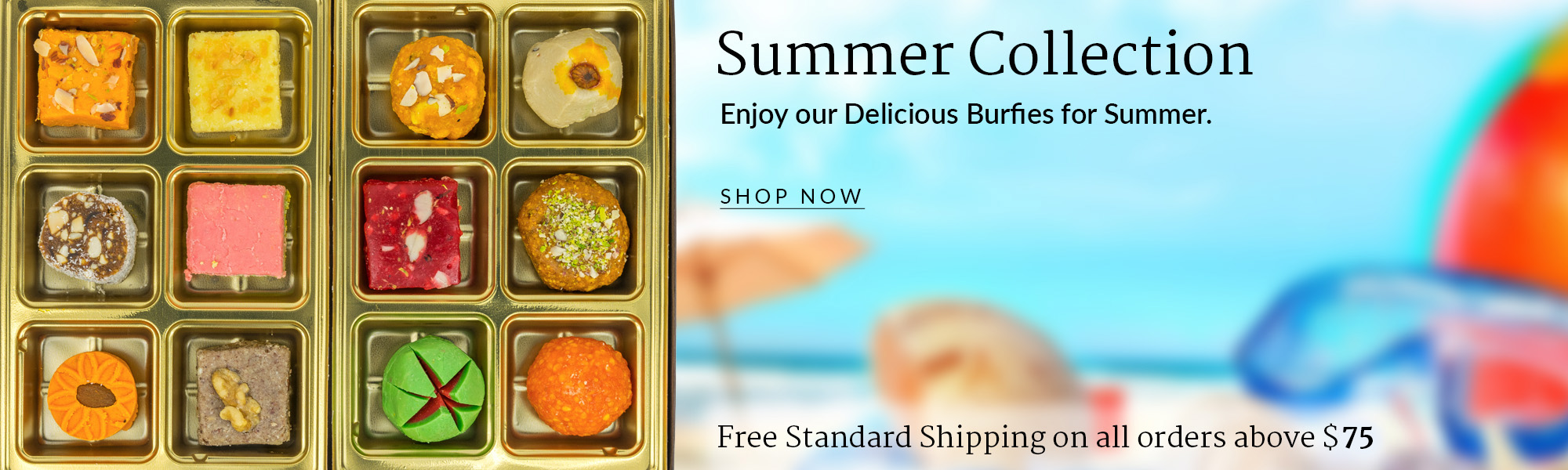 Summer Special Sweets